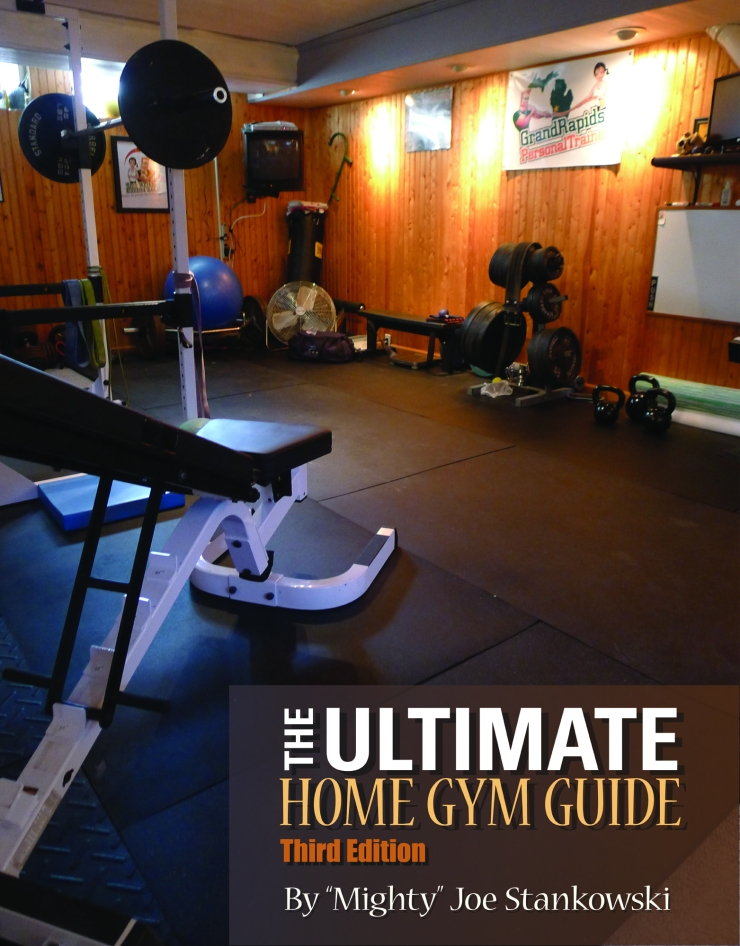 The ULTIMATE HOME GYM GUIDE is back with a vengeance!